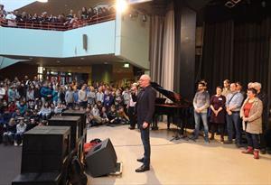 """Sensibilisierung für Klimaschutz in Schulen: Rheinisch-Bergischer Kreis beteiligt sich an Aktionstag """"Frieden sichern - Klima schützen - Zukunft gestalten"""" der IGS Paffrath"""