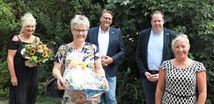 """Corona-Virus: Gästehaus """"Beim Prinz"""" in Kürten wurde zur Pflegeeinrichtung umgestaltet – Rheinisch-Bergischer Kreis dankt für bemerkenswerten Einsatz"""